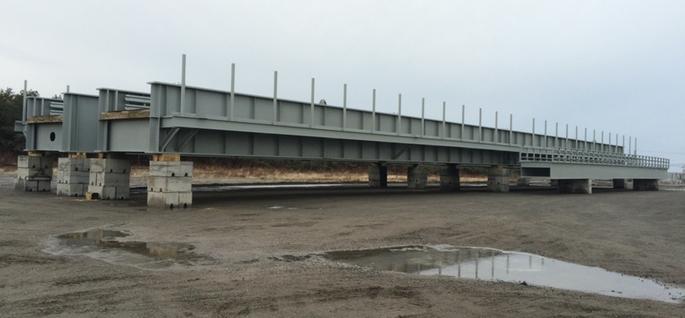 Ponts de 240 tonnes